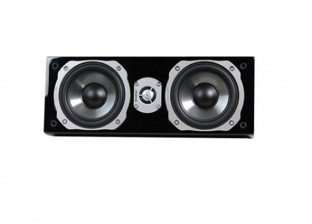 Quadral Chromium Style 5 Base Black High Gloss