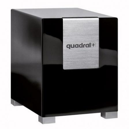 Quadral Qube 12 Aktiv Glossy Black