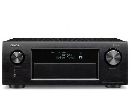 Denon AVR-X4300H - black