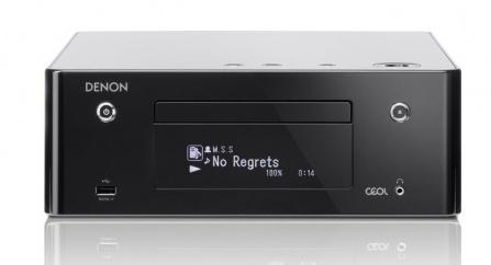 Denon Ceol RCD-N9 Black