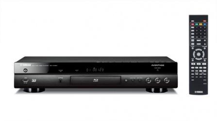 Yamaha BD-A1060 Black