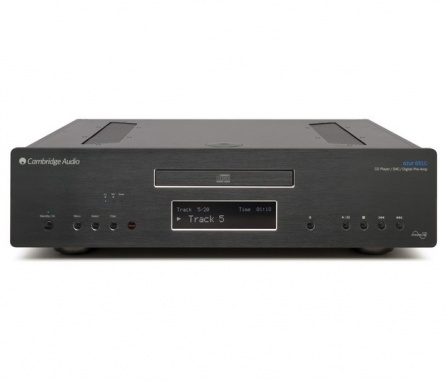 Cambridge Audio Azur 851C - Black