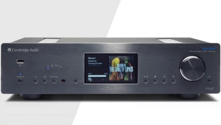 Cambridge Audio Azur 851N - Black