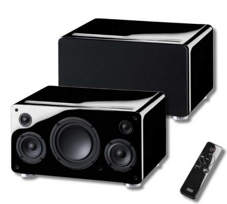 Heco Ascada 300 BTX - Piano Black