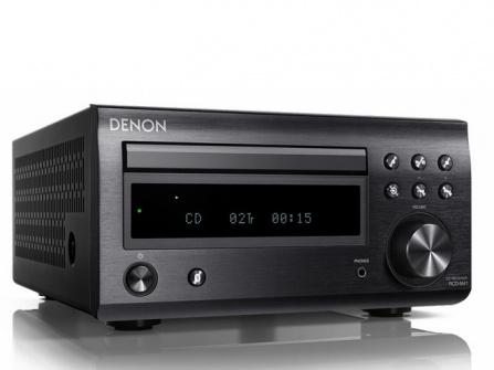 Denon RCD-M41 Black