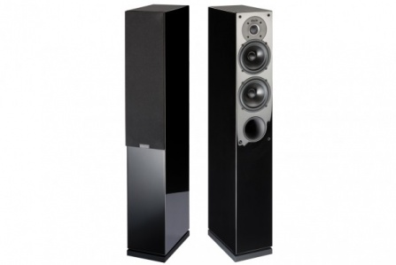 Indiana Line Tesi 542 - Black High Gloss
