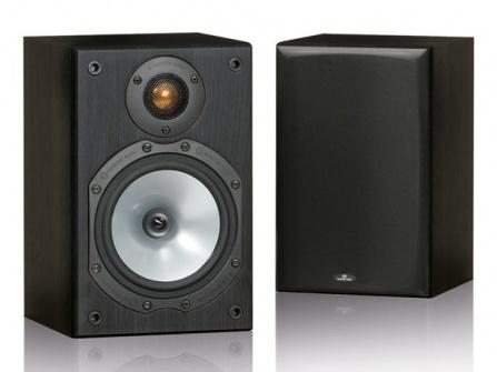 Monitor Audio Reference MR1 - Black Oak Vinyl