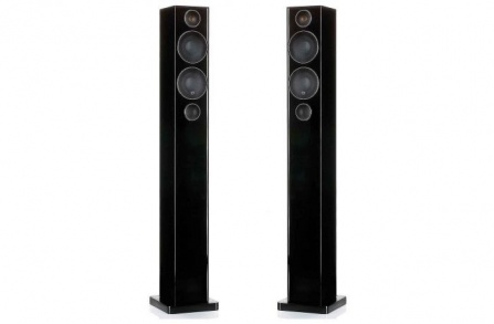 Monitor Audio Radius 270 - High Gloss Black Lacquer