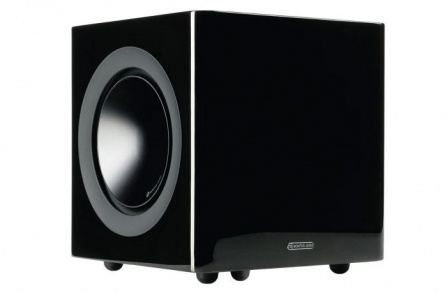 Monitor Audio Radius 380 - High Gloss Black Lacquer