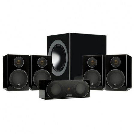 Monitor Audio Radius R90HT1 - High Gloss Black Lacquer