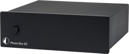 Pro-Ject Phono Box S2 - Black