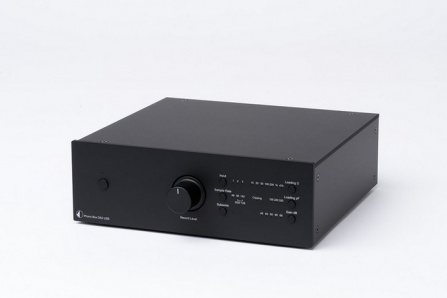 Pro-Ject Phono Box DS2 USB Black
