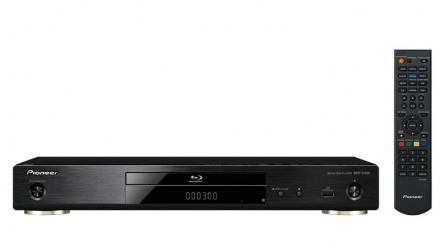 Pioneer BDP-X300 Black