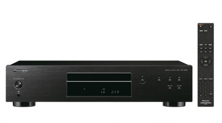Pioneer PD-10AE Black