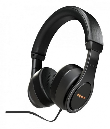 Klipsch Reference On-Ear II Black