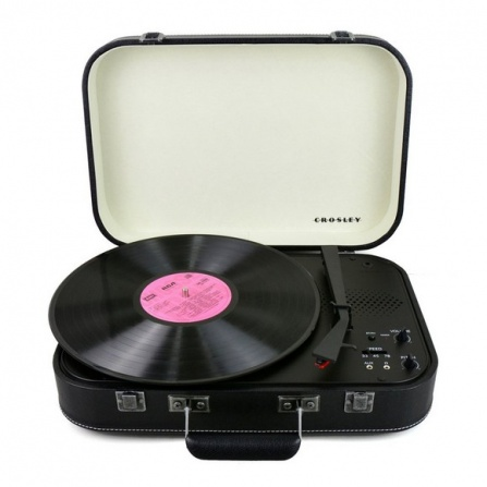 Crosley Coupe Black