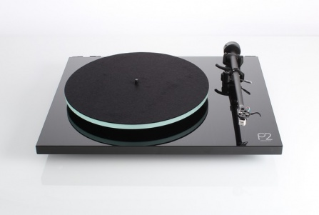 Rega Planar 2 High Gloss Black