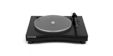 New Horizon GD2 Black + přenoska Ortofon 2M Red