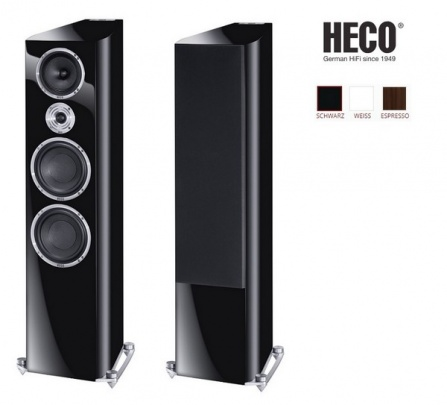 Heco Celan Revolution 9 Piano Black