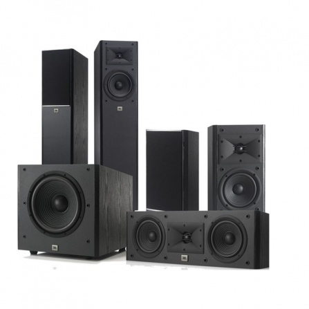 JBL Arena 170 pack 5.1 Black