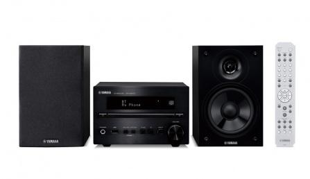 Yamaha MCR-B370D Black