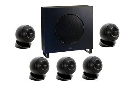Cabasse Eole 4 systém 5.1 Black