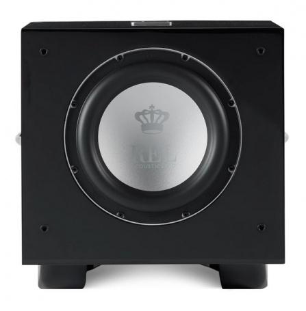 REL Acoustics S 510 Black Piano