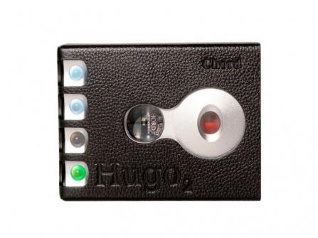 Kožené pouzdro pro HUGO 2 Black