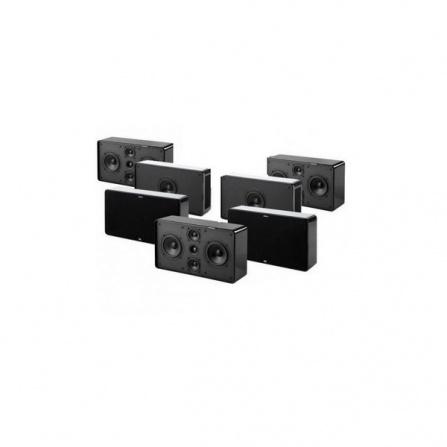Jamo D 500 HCS 7 Black