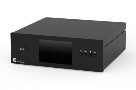 Pro-Ject CD Box RS2 T Black