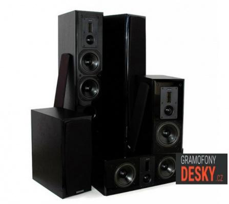Dynavoice Definition DF-5 set 5.0 Black