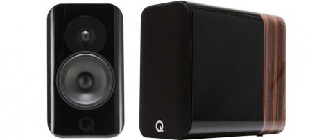 Q Acoustics Concept 300 Black a Rosewood
