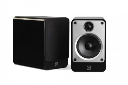 Q Acoustics Concept 20 Gloss Black