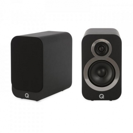 Q Acoustics 3010i Carbon Black