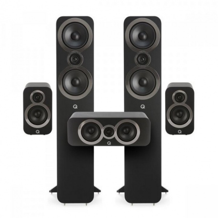 Q Acoustics 3050i 5.0 Carbon Black