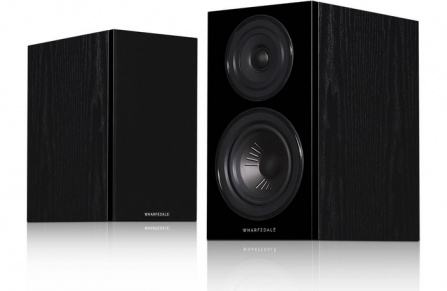 Wharfedale Diamond 12.1 Black