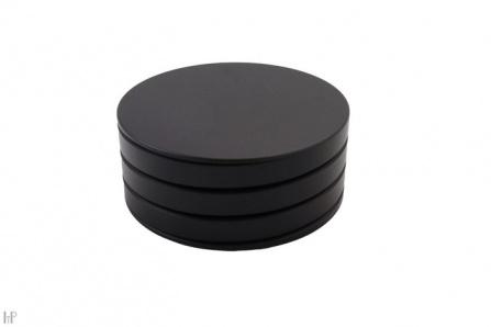 Ludic Audio Titran Record Stabilizer Aluminium Black