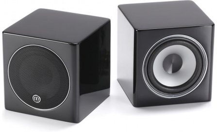 Monitor Audio Radius 45 - High Gloss Black Lacquer