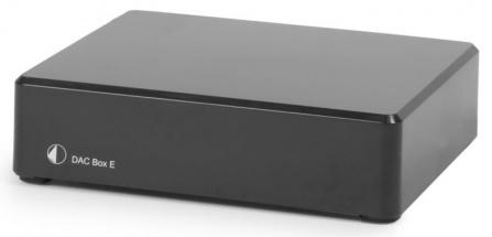 Pro-Ject DAC Box E - Black
