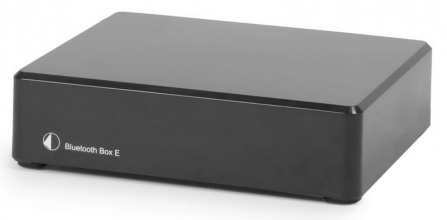 Pro-Ject Bluetooth Box E Black