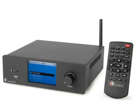 Pro-Ject Stream Box RS - Black