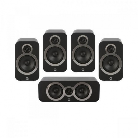 Q Acoustics 3020i 5.0 Carbon Black
