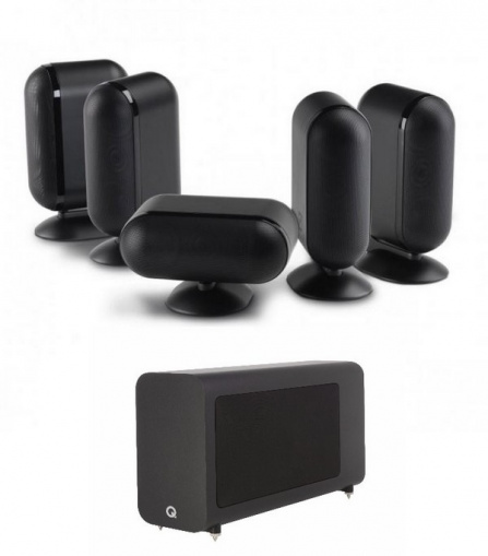 Q Acoustics 7000i Plus 5.1 Black