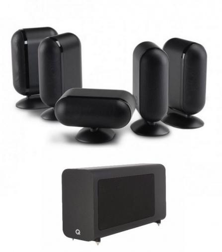 Q Acoustics 7000i Plus 5.1 Black
