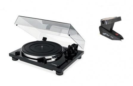 Thorens TD 201 Black + Ortofon Super OM 5E