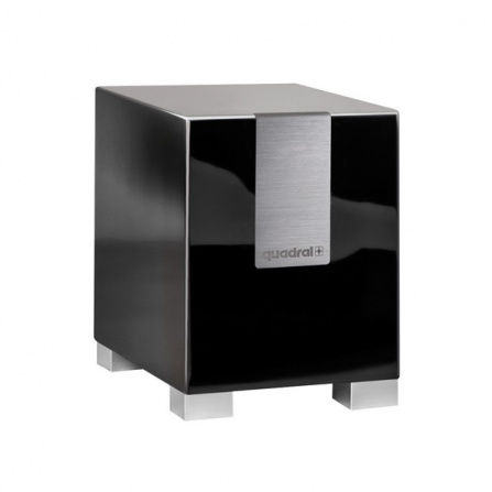 Quadral Qube CS 10 Aktiv Black
