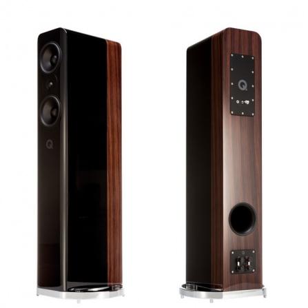 Q Acoustics Concept 500 Black a Rosewood