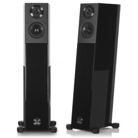 Audio Physic Virgo 25 - Black High Gloss