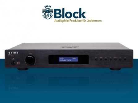 Tuner AB Block R-250 černý
