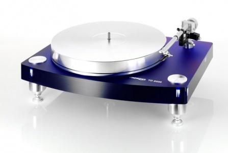 Thorens TD 2015 - Blue Acrylic